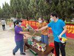 燕罗街道:扎实做好清明期间祭扫及疫情防控工作