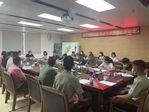 燕罗街道:举办2021年退役军人返乡欢迎仪式暨座谈会