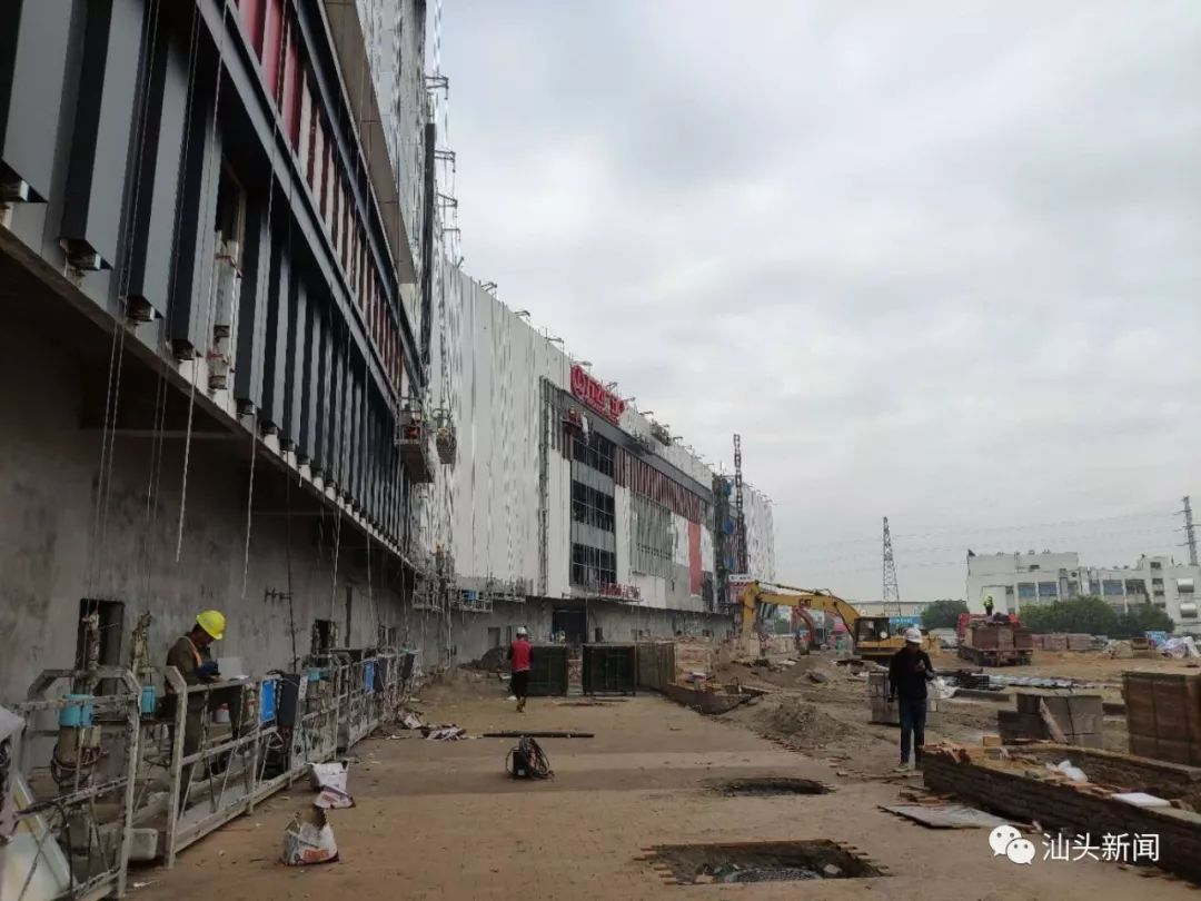 【直通省两会】50多个与汕头相关的项目列入2019年省重点建设项目计划