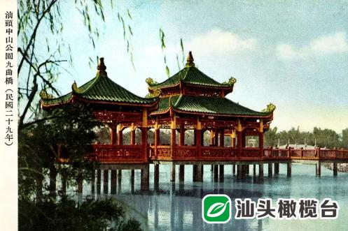 """除了九曲桥,中山公园里还有这些""""名桥""""!它们历经近百年岁月洗礼,仍韵味悠长......"""