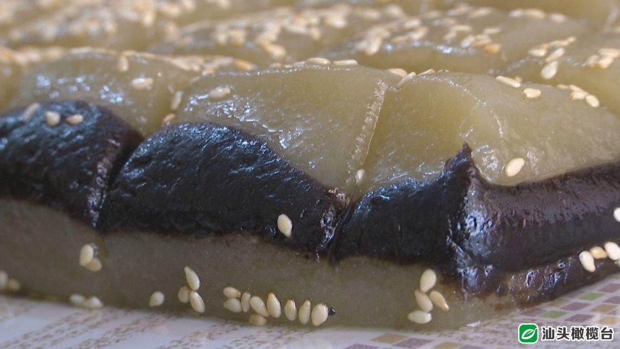 家鄉的味道、文化的傳承——澄海蘇南朥糕