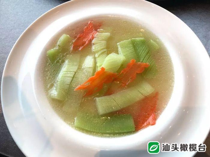 """《美食潮》教你做菜:明炉""""臊汤""""浸芥蓝头"""