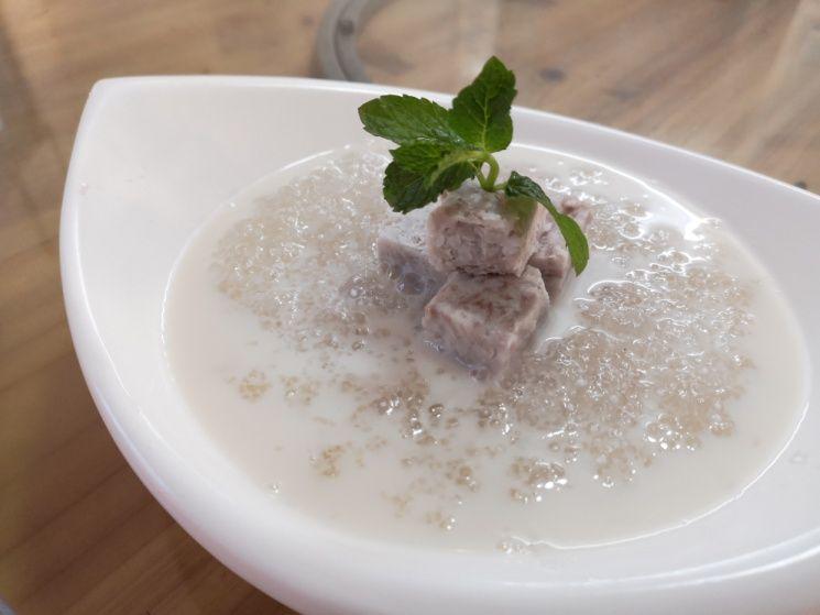【民生档案】这种薯类可以制成白色小丸子,烹制出独具特色的潮汕甜品